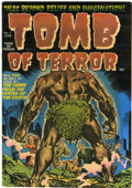 Golden Age (1938-1955):Horror, Tomb of Terror #1 (Harvey, 1952) Condition: VF....