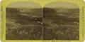 Western Expansion:Cowboy, Stereoview of Sioux (Custer's) Camp in Castle Creek Valley byIllingworth, 1874....
