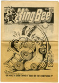 Silver Age (1956-1969):Alternative/Underground, King Bee #1 (Apex Novelties, 1969) Condition: FN+....