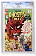 Bronze Age (1970-1979):Horror, Ghostly Tales #108 Don Rosa Collection pedigree (Charlton, 1973)CGC NM/MT 9.8 White pages....