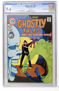 Ghostly Tales #109 Don Rosa Collection pedigree (Charlton, 1974) CGC NM+ 9.6 White pages