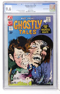 Bronze Age (1970-1979):Horror, Ghostly Tales #105 Don Rosa Collection pedigree (Charlton, 1973)CGC NM+ 9.6 White pages....