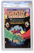 Bronze Age (1970-1979):Horror, Ghostly Haunts #29 Don Rosa Collection pedigree (Charlton, 1973)CGC NM 9.4 White pages....