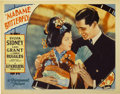 "Movie Posters:Drama, Madame Butterfly (Paramount, 1932). Lobby Card (11"" X 14"")...."