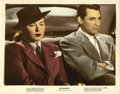 """Movie Posters:Hitchcock, Notorious (RKO, 1946). Color-Glos Stills (2) (8"""" X 10"""").. ...(Total: 2 Items)"""