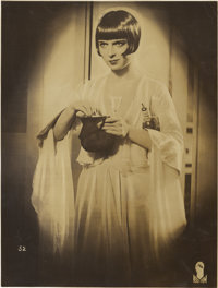 """Pandora's Box"" Publicity Still (Nero Film, 1929). Still (8.5"" X 11"")"