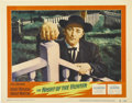 "Movie Posters:Film Noir, The Night of the Hunter (United Artists, 1955). Lobby Card (11"" X14"")...."
