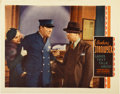 "Movie Posters:Drama, Ladies They Talk About (Warner Brothers, 1933). Lobby Card (11"" X14"")...."