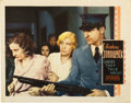 """Movie Posters:Drama, Ladies They Talk About (Warner Brothers, 1933). Lobby Card (11"""" X 14"""")...."""