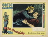 "Wild Orchids (MGM, 1929). Lobby Card (11"" X 14"")"