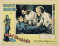 "Movie Posters:Romance, Wild Orchids (MGM, 1929). Lobby Card (11"" X 14"")...."