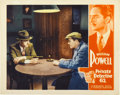 "Movie Posters:Crime, Private Detective 62 (Warner Brothers, 1933). Lobby Card (11"" X14"")...."