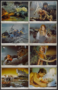 "Movie Posters:Adventure, The Lost Continent (20th Century Fox, 1968). Lobby Cards (8) (11"" X14""). Adventure.... (Total: 8 Items)"