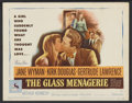 """Movie Posters:Drama, The Glass Menagerie (Warner Brothers, 1950). Title Lobby Card (11"""" X 14""""). Drama...."""