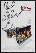 "Movie Posters:Animated, Who Framed Roger Rabbit (Buena Vista, 1988). One Sheet (27"" X 40""). Animated...."