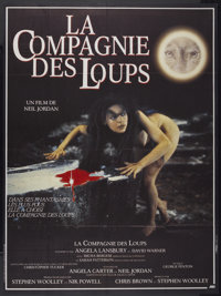 """The Company of Wolves (Cannon, 1985). French Grande (45.5"""" X 61.5""""). Horror"""