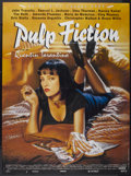 "Movie Posters:Crime, Pulp Fiction (Miramax, 1994). French Grande (45.5"" X 61""). Crime...."