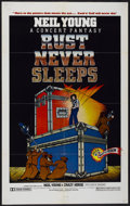 "Movie Posters:Rock and Roll, Rust Never Sleeps (A.M. Films, 1979). One Sheet (27"" X 41""). Rockand Roll...."
