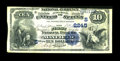 National Bank Notes:Kentucky, Mayfield, KY - $10 1882 Date Back Fr. 542 The First NB Ch. #(S)2245. ...