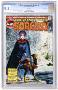 Bronze Age (1970-1979):Horror, Chilling Adventures in Sorcery #5 Don Rosa Collection pedigree (RedCircle, 1974) CGC NM/MT 9.8 White pages....