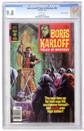 Bronze Age (1970-1979):Horror, Boris Karloff Tales of Mystery #90 Don Rosa Collection pedigree(Gold Key, 1979) CGC NM/MT 9.8 White pages....