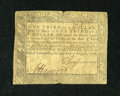 Colonial Notes:Maryland, Maryland August 14, 1776 $1/3 Fine....