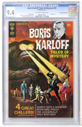 Bronze Age (1970-1979):Horror, Boris Karloff Tales of Mystery #33 Don Rosa Collection pedigree(Gold Key, 1971) CGC NM 9.4 Off-white to white pages....