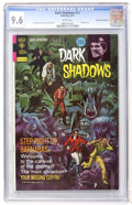 Bronze Age (1970-1979):Horror, Dark Shadows #21 Don Rosa Collection pedigree (Gold Key, 1973) CGCNM+ 9.6 White pages....