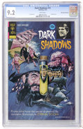 Bronze Age (1970-1979):Horror, Dark Shadows #19 Don Rosa Collection pedigree (Gold Key, 1973) CGCNM- 9.2 White pages....