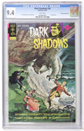 Bronze Age (1970-1979):Horror, Dark Shadows #28 Don Rosa Collection pedigree (Gold Key, 1974) CGCNM 9.4 White pages....
