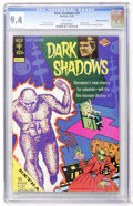 Bronze Age (1970-1979):Horror, Dark Shadows #29 Don Rosa Collection pedigree (Gold Key, 1974) CGCNM 9.4 White pages....