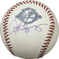 Autographs:Sports Cards, Alex Rodriguez Single Signed Baseball. One of today's most-celebrated Golden Boys of baseball, Alex Rodriguez is on pace to...