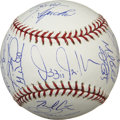 Autographs:Baseballs, 2005 Chicago White Sox Team Signed Baseball. One of the longest World Championship droughts came to an end this season, exor...