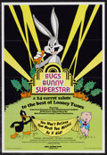 "Movie Posters:Animated, Bugs Bunny Superstar (Warner Brothers, 1976). Poster (25"" X 36""). Animated...."