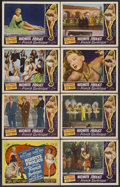 """Movie Posters:Musical, Midnite Frolics (Roadshow Attractions, 1949). Lobby Card Set of 8 (11"""" X 14""""). Musical.... (Total: 8 Items)"""