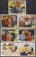 """Movie Posters:Comedy, The Reformer and the Redhead (MGM, 1950). Title Lobby Card and Lobby Cards (6) (11"""" X 14""""). Comedy.... (Total: 7 Items)"""