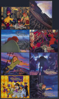 "Movie Posters:Animated, The Hunchback of Notre Dame (Buena Vista, 1996). Lobby Card Set of8 (11"" X 14""). Animated.... (Total: 8 Items)"