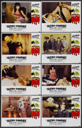 "Movie Posters:Science Fiction, The Astro-Zombies (Geneni, 1968). Lobby Card Set of 8 (11"" X 14"").Science Fiction.... (Total: 8 Items)"