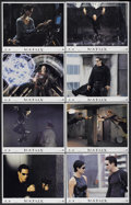 """Movie Posters:Science Fiction, The Matrix (Warner Brothers, 1999). Lobby Card Set of 8 (11"""" X14""""). Science Fiction.... (Total: 8 Items)"""