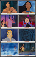 "Movie Posters:Animated, Pocahontas (Buena Vista, 1995). Lobby Card Set of 16 (11"" X 14""). Animated.... (Total: 16 Items)"