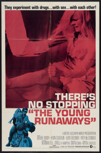 "The Young Runaways (MGM, 1968). One Sheet (27"" X 41""). Drama"