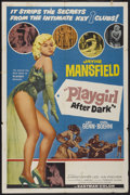 "Movie Posters:Sexploitation, Playgirl After Dark (Topaz, 1962). One Sheet (27"" X 40.5"") Style B.Sexploitation...."