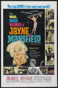 "Movie Posters:Sexploitation, The Wild, Wild World of Jayne Mansfield (Southeastern PicturesCorporation, 1968). One Sheet (27"" X 41""). Sexploitation...."