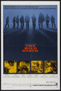 "Movie Posters:Western, The Wild Bunch (Warner Brothers, 1969). One Sheet (27"" X 41""). Western...."