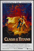 "Movie Posters:Fantasy, Clash of the Titans (United Artists, 1981). One Sheet (27"" X 41""). Fantasy...."