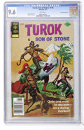 Bronze Age (1970-1979):Adventure, Turok, Son of Stone #110 Don Rosa Collection pedigree (Gold Key, 1977) CGC NM+ 9.6 White pages....