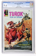 Bronze Age (1970-1979):Adventure, Turok, Son of Stone #88 Don Rosa Collection pedigree (Gold Key, 1974) CGC NM+ 9.6 White pages....