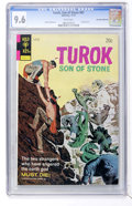 Bronze Age (1970-1979):Adventure, Turok, Son of Stone #87 Don Rosa Collection pedigree (Gold Key, 1973) CGC NM+ 9.6 White pages....