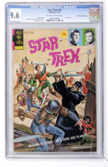 Bronze Age (1970-1979):Science Fiction, Star Trek #16 Don Rosa Collection pedigree (Gold Key, 1972) CGC NM+ 9.6 Off-white to white pages....