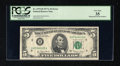 Error Notes:Mismatched Serial Numbers, Fr. 1975-H $5 1977A Federal Reserve Note. PCGS Very Fine 35.. ...